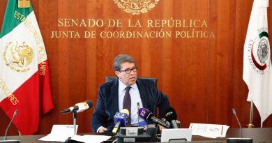 Entrevista al Senador Ricardo Monreal