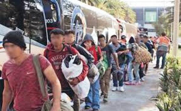 Reporta INM Situación de Migrantes en México