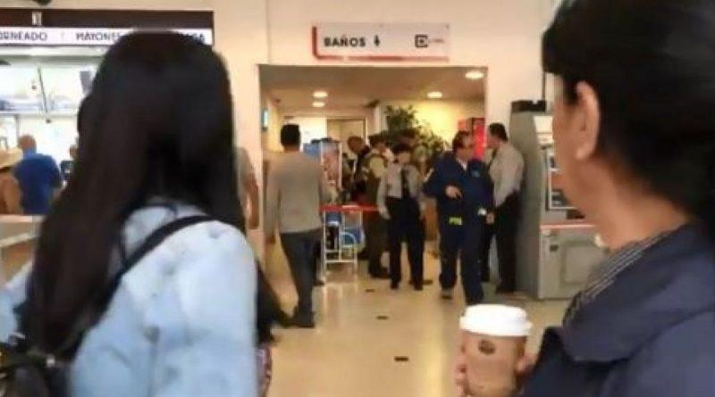 Investigan Muerte de un Hombre y una Mujer en plaza Comercial de GAM