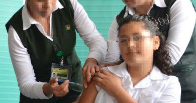 Se Aplicarán más de un Millón de Vacunas contra VPH a Niñas de 5° de Primaria y 11 años de edad no Escolarizadas
