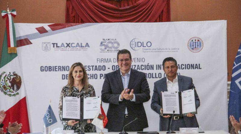 Tlaxcala, Referencia Nacional en Capacitación y Mejora de Condiciones a Policías