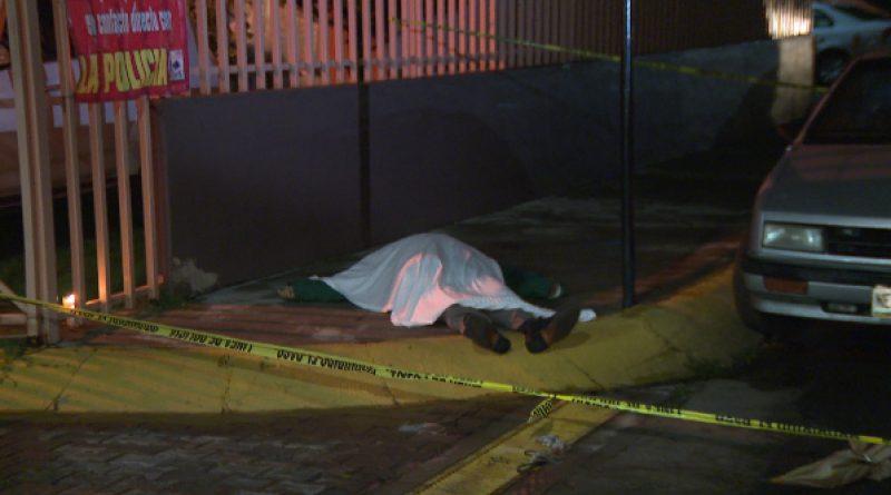 Investiga la PGJ Deceso de un Vigilante en Coyoacán