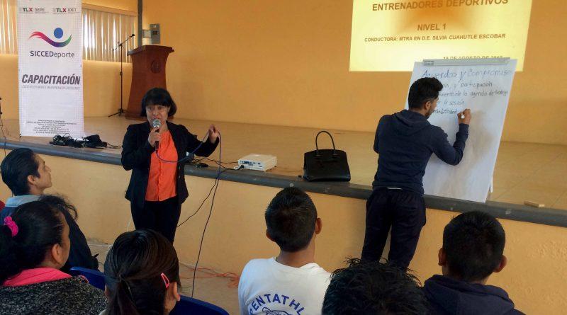 Realizará IDET Curso de Entrenamiento Infantil y Primer Nivel de Acondicionamiento Físico