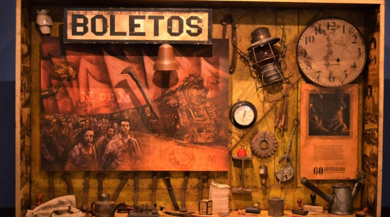 Conmemoran 60 Aniversario del Movimiento Ferrocarrilero de 1958-1959