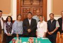 Colaboran Segob y Representantes del FrentePar lamentario contra el Hambre