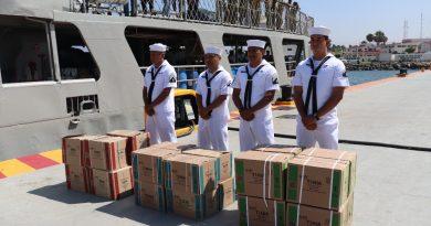 Serán Distribuidos 1 mil 653 Libros de Texto Gratuitos en las Isla de Cedros y Guadalupe