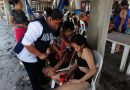Rescatan a dos Personas en Peligro de Ahogarse en Playa del Sol en Puerto Arista, Chiapas