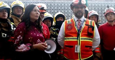 Macrosimulacros han generado una mejor cultura para reaccionar ante posibles sismos: diputada Rojas Hernández