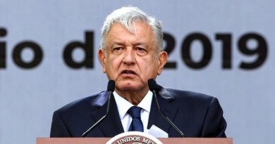 Ley de Amnistía: bomba para los mexicanos, votos para AMLO.