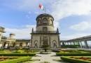 Hoy Miércoles inician Festejos en el Castillo de Chapultepec