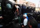 Detienen a tres personas durante cateo por narcomenudeo en Cuauhtémoc