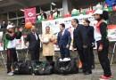 Recibe Conalep Donativo de Equipo Deportivo para 27 Planteles en la Ciudad de México