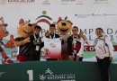 Obtienen Mexiquenses Primeras Medallas en Paralimpica Nacional 2019