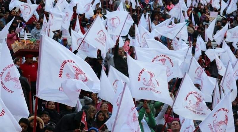 Gobierno Federal Atenta Contra Derechos Constitucionales de la Organización Popular