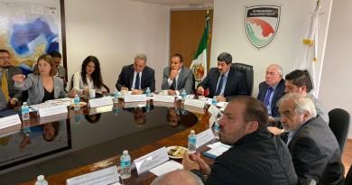 Participa Cuauhtémoc Blanco en 3ª Sesión Extraordinaria de la Comisión Permanente de Información del CNSP
