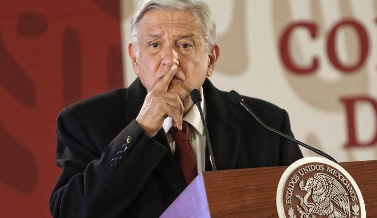 Necesario un frente amplio popular contra los problemas de México