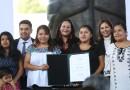 Refrenda María Luisa Albores Compromiso con la Juventud Mexicana para Romper con la Herencia de la Pobreza