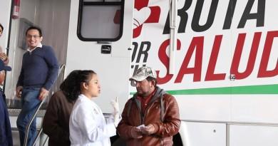 """Visitará """"Ruta Por Tu Salud"""" Nueve Municipios En Noviembre y Diciembre"""