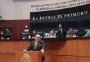 Intervención del senador, Jorge Carlos Ramírez Marín, durante discusión para solicitar reposición del proceso de elección del titular de la CNDH