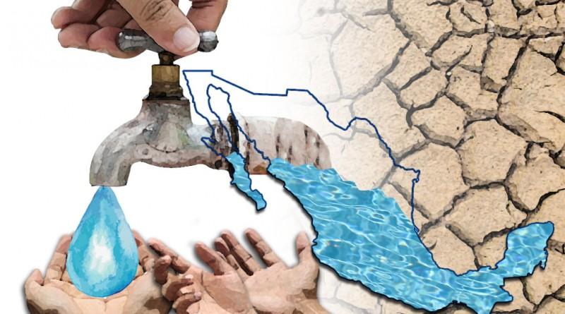 Conagua Reparará Sistemas de Abastecimiento de Agua en Bloque