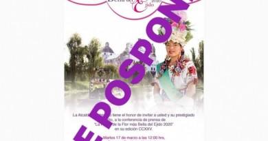 Xochimilco Pospone 'La Flor más Bella del Ejido' por Coronavirus