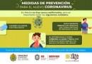 Medidas Restrictivas Permitirán Llegar a la Fase 3 con Menor Impacto Epidémico por COVID-19