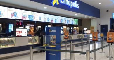 Cinépolis Cierra Cines, pero Apoya a su Personal con Pago de Sueldos